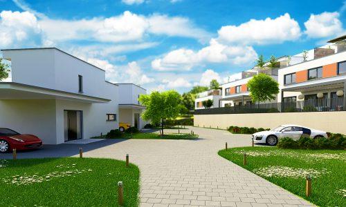 5.5-Zimmer- Einfamilienhäuser (Hilfikon)